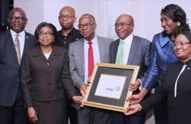 CBN Governor, Godwin Emefiele Bags Forbes Award in Washington