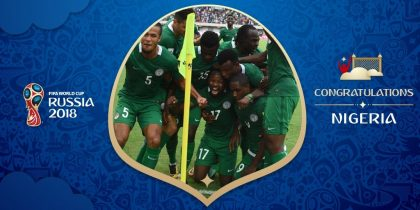 #Russia2018: President Buhari Congratulates Victorious Super Eagles