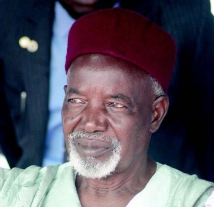Balarabe Musa is a Man of Unassailable Integrity and Untainted Record of Public Service – President Buhari