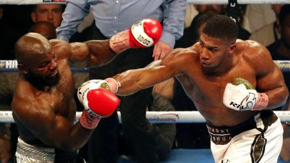 #JoshuaTakam: Abike Dabiri-Erewa Speaks on Anthony Joshua for Defending His Belt
