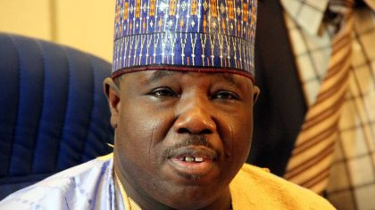 Former Borno State Governor Sheriff Trying To Impersonate APC's Northeast Vice chairman