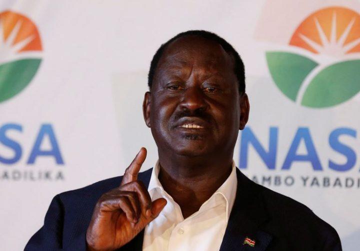 Kenya Presidential Election: Raila Odinga Withdraws From October Rerun