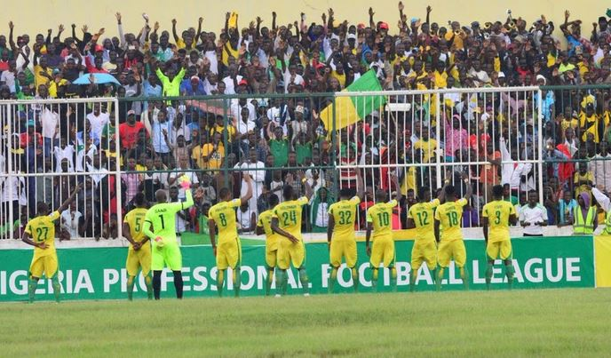 NPFL Champions, Plateau United Sacks 11 Players