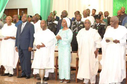Full Speech of VP Osinbajo At Independence Day Interdenominational Church Service To Mark #NigeriaAt57