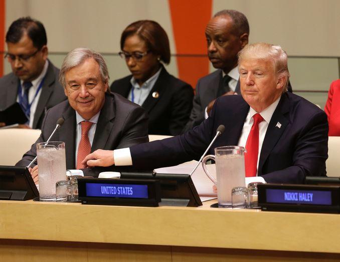 trump-gutteres-iran-nuclear-deal