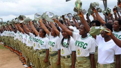 DG Tasks NYSC Members To Adopt Entrepreneurship Mentality