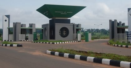 UNN Graduates 132 First-Class at 47th Convocation Ceremony