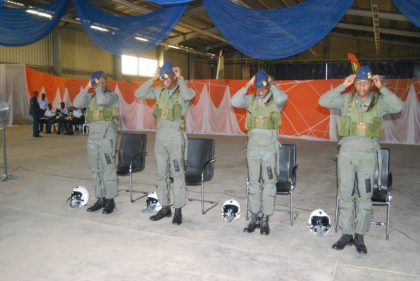 Nigerian Air Force Graduates Another Set of Fighter Pilots in Kano