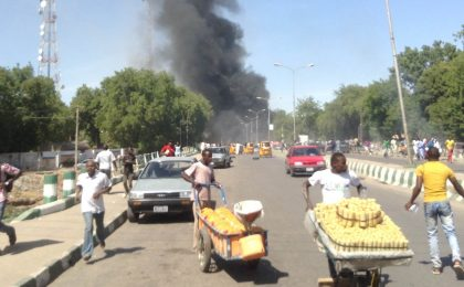 Update on Maiduguri Multiple Suicide Bomb Attack