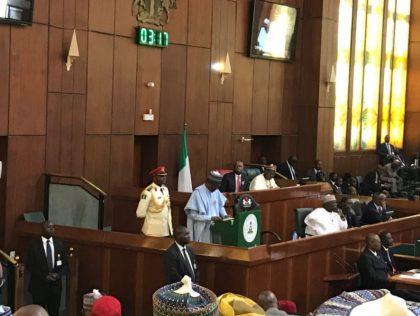 #Budget2018: President Muhammadu Buhari 'National Development' Budget