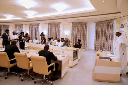 Full Text of President Buhari During Inauguration of Audit Committee on Recovery of Stolen Assets