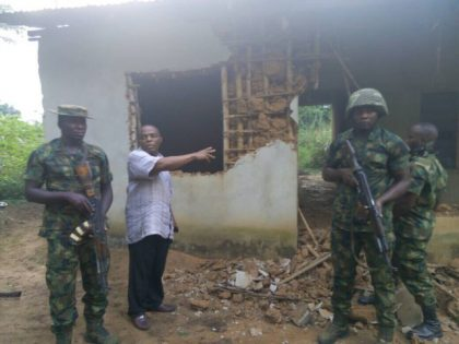 Army Arrest 3 Suspected IPOB Members, Rescue Kidnapped Pastor In Aba
