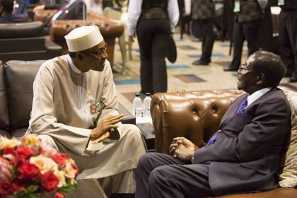 President Buhari Calls For Calm and Respect for The Constitution in Zimbabwe