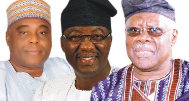 Candidates For PDP Chairmanship to Sign Peace Accord