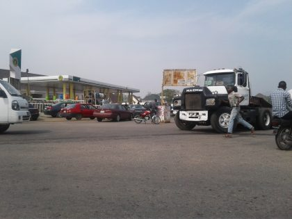 Fuel queues will disappear by weekend - NNPC