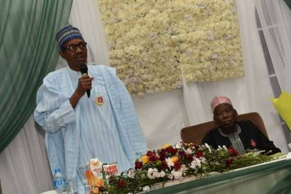 Buhari scores his Administration, Says he has performed well