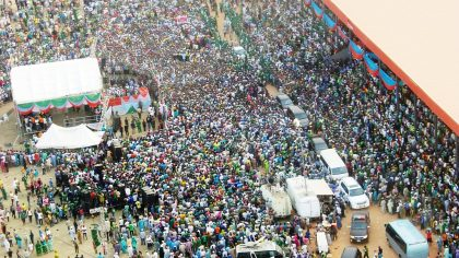 Posterity Will Appreciate All Your Sacrifice Says President Buhari to Supporters