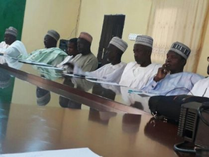 @NePcni Parleys with Representatives and Community Leaders in Yobe
