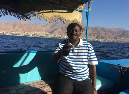 A frolic on the Red Sea – Femi Adesina