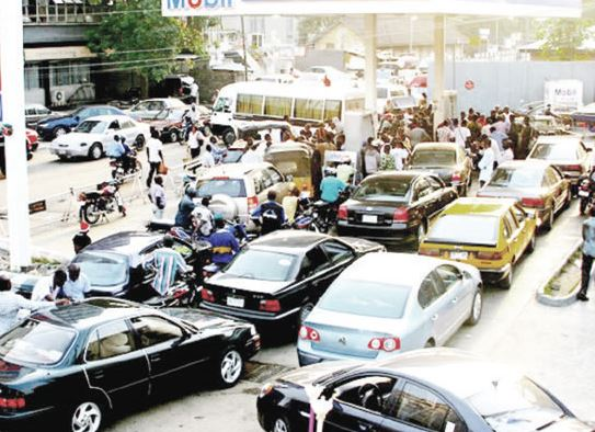 Fuel Scarcity Bites Harder in Plateau State Motorists Spent Night in Queues