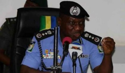 Just In: #EndSARS IGP Idris Orders Re-Organization of Special Anti-Robbery Squad (SARS)