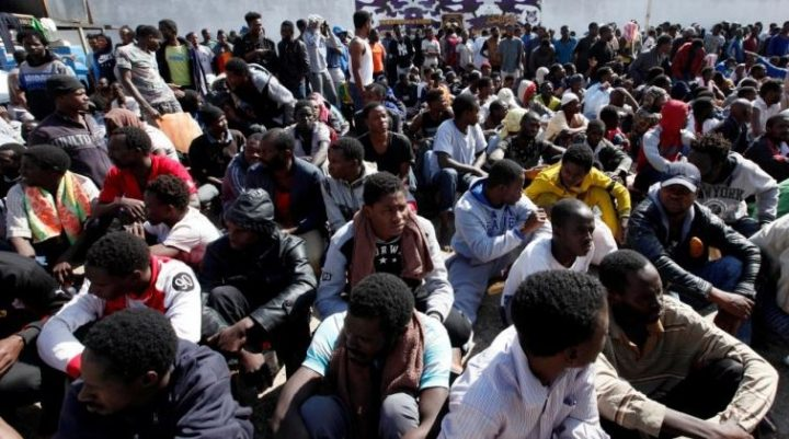 UN Security Council condemns Libya slave auctions