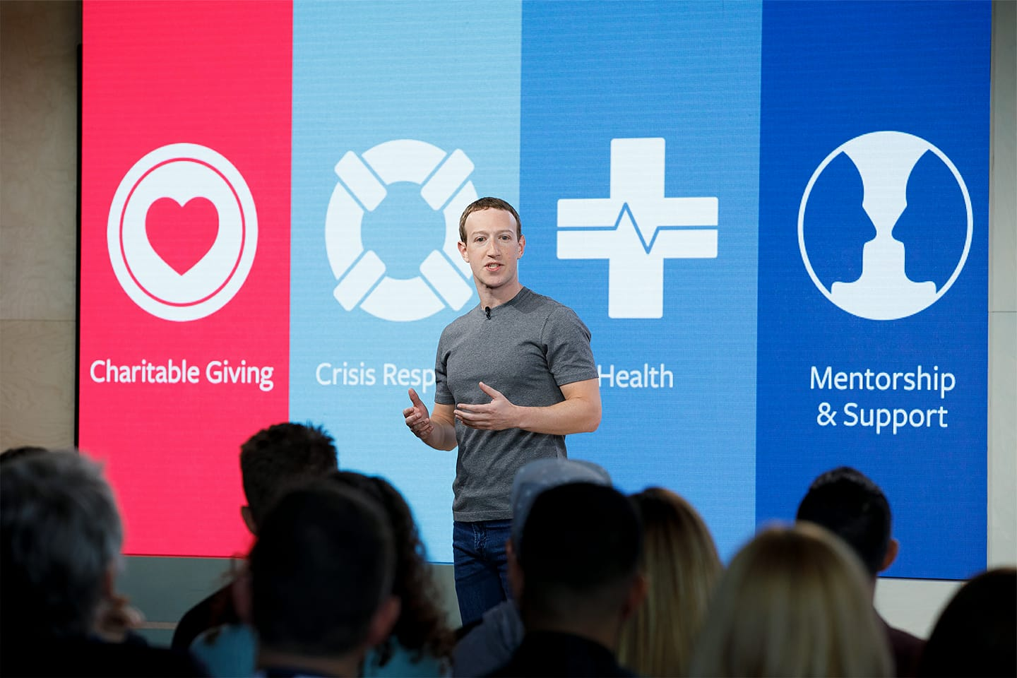 Facebook Announced Important Things at Social Media Forum