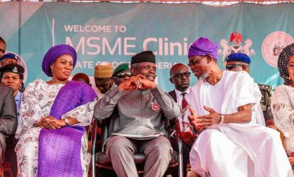 We Have Enough to Go Round, Says VP Osinbajo in Osogbo