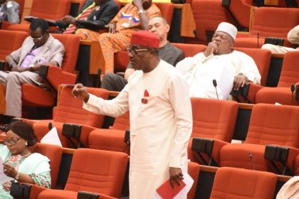 Senate To Debate Planned Withdrawal Of $1bn From Excess Crude Account
