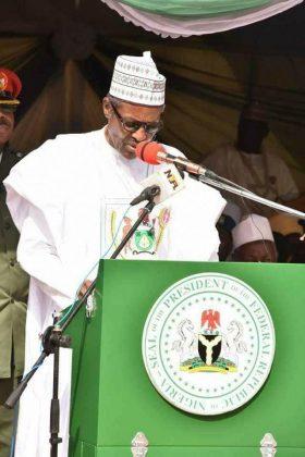 #PMBinKano: President Buhari's Message To Kanawa