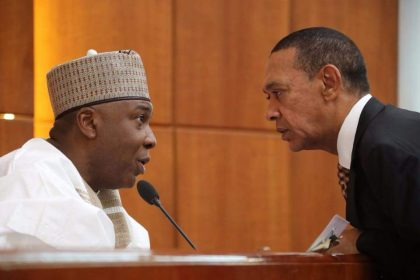 Saraki Laments Constraints of Funding for National Assembly