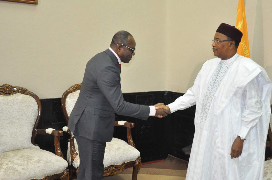 Kachikwu Led Delegation to Reach Agreement for Construction of Refinery at Border of Nigeria-Niger
