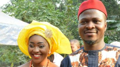 A Facebook Love Story That Ends in Happily Ever After for Nigerian Couple
