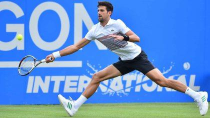 Australian Open - Djokovic downplays injury