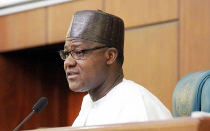It Is Political Malpractice for Parties to Govern Without a Manifesto- Dogara
