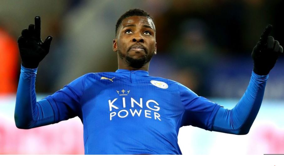Kelechi Iheanacho Helps Leicester to Advance in FA Cup, Scores Brace