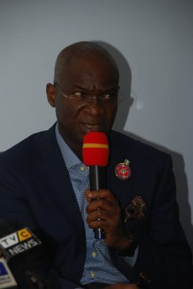Speech of Minister of Power, Fashola at Lafia Monthly Meeting