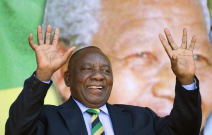 After Jacob Zuma, Cyril Ramaphosa is Next South Africa's President – See Bio