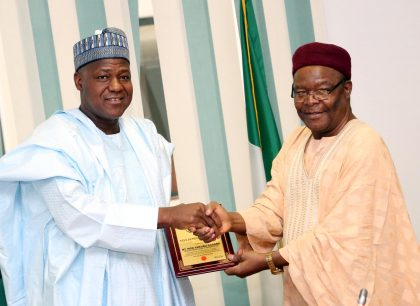 Dogara Chairs African Political Summit, Challenges Nigeria to Key into Global Changes
