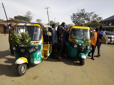 Plateau Suspends Ban on Commercial Tricycles 'Keke Napep' in Jos