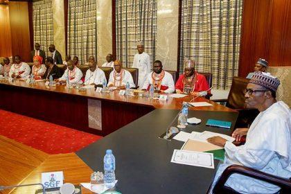 President Buhari Assures Niger Delta of Rapid Development