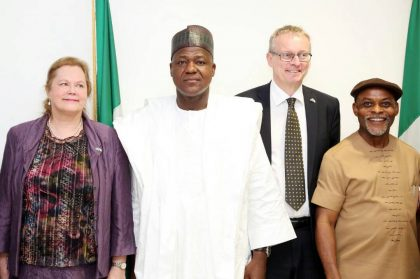 Speaker Dogara Woos  Swedish Investors To Take Advantage Of Opportunities in Power, ICT, Industries, Infrastructure