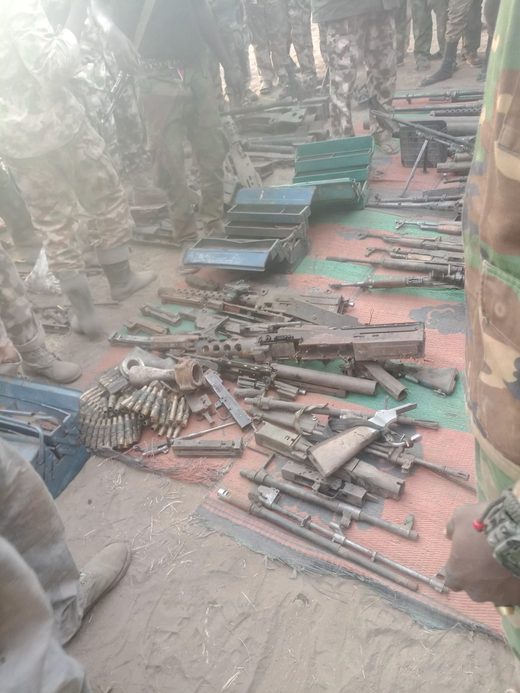35 Boko Haram Neutralized in Combine Nigeria-Cameroon Operation