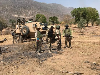 Nigeria, Cameroon Troops Kill 35 Boko Haram Insurgents