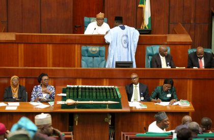 Take Responsibility for Failing to Stop the Abduction – Speaker Dogara