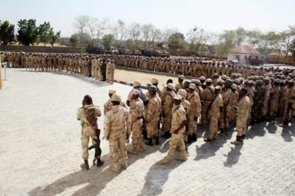 NA Replies on #FakeNews of 700 Soldiers Missing, 2,000 Trapped in Baga
