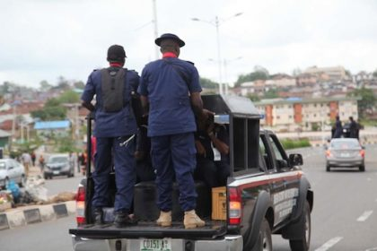 We are winning war against oil theft in Bayelsa – NSCDC