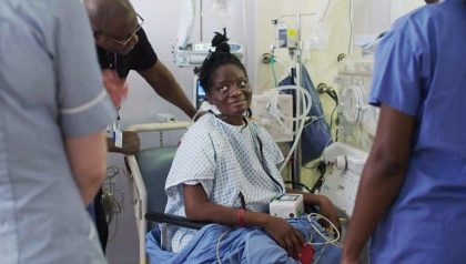 The Story of An Expected Nigerian Mum Stuck in UK with N251.5 million Hospital Bill
