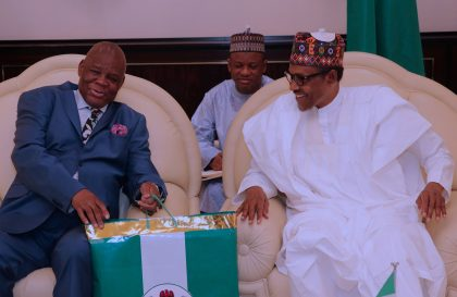 We Have No Regrets Fighting Apartheid in South Africa – President Buhari