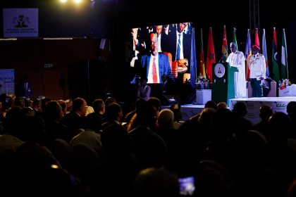 Full Text of President Buhari at International Conference on Lake Chad